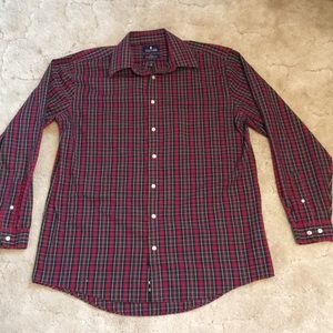 NWOT Beautiful Plaid Collared Shirt
